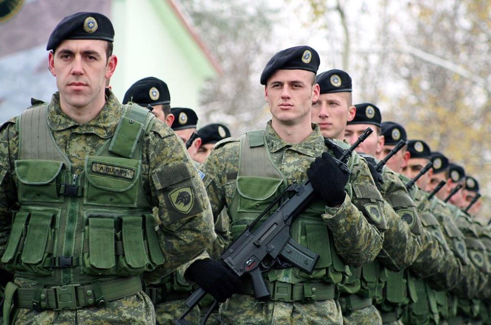 The USA Supports Kosovo's Intention to Create a National Army