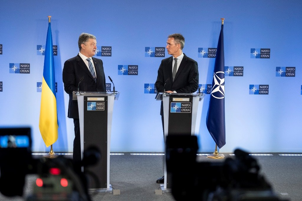 Ukraine Is to Be Supported by NATO with the Supply of Secure Communications