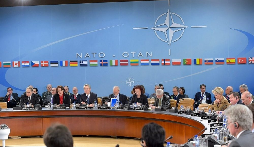 A Senior Russian Diplomat INF Treaty Will be on the Agenda of the Next Russia-NATO Council Meeting