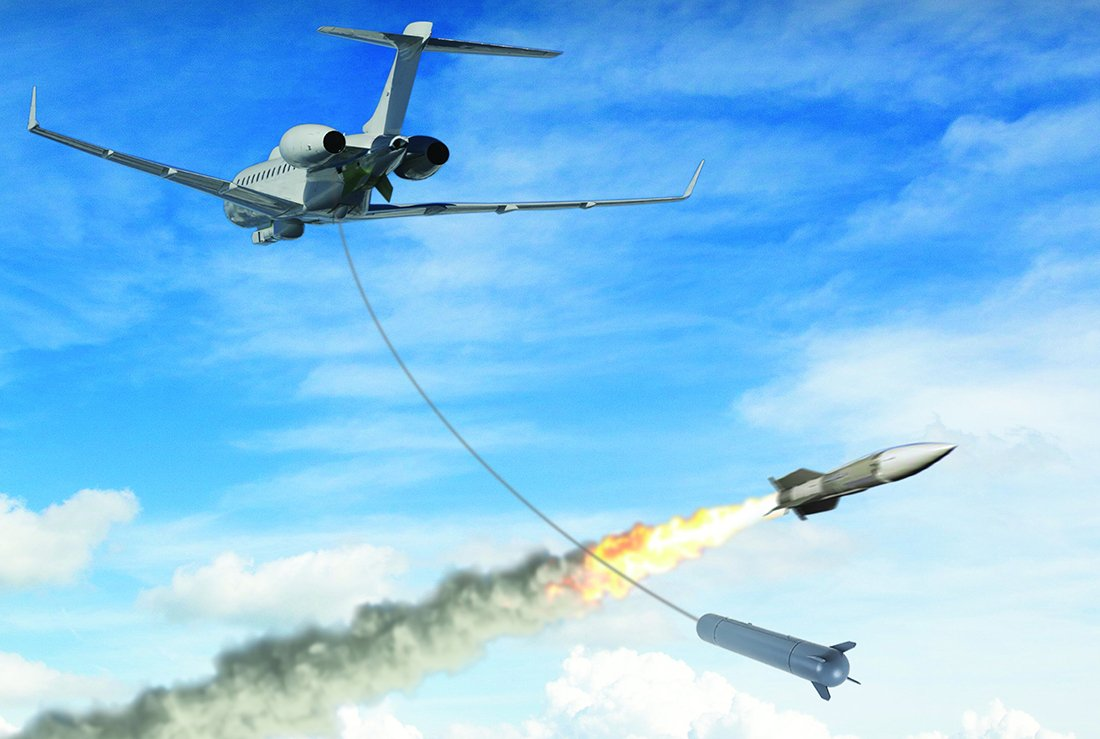 A-new–aircrafts`electronic-warfare-system-from-Israel-Aerospace-Industries-(IAI)