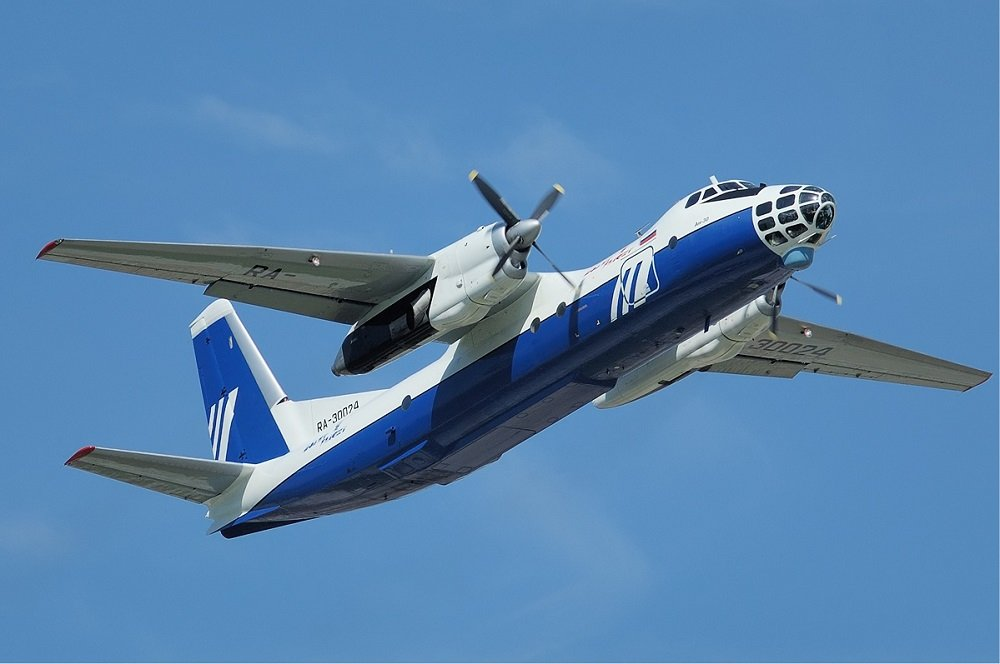 Bulgaria's Defence Ministry Issues Tender for Antonov An-30 Aircraft Overhaul