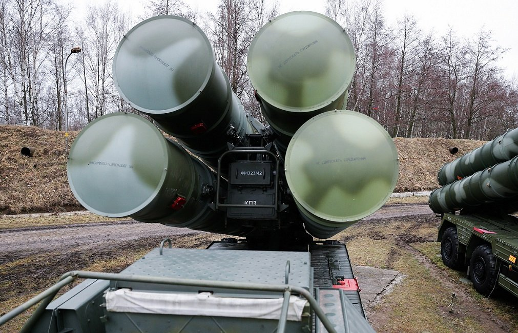 China Successfully Completes Trials of the Russian S-400s