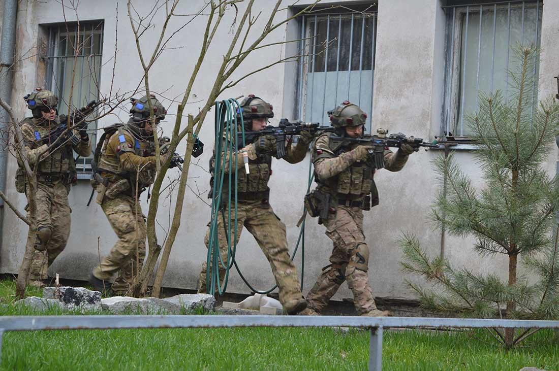 Elbit Systems and Bagira are developing new anti-terror simulators