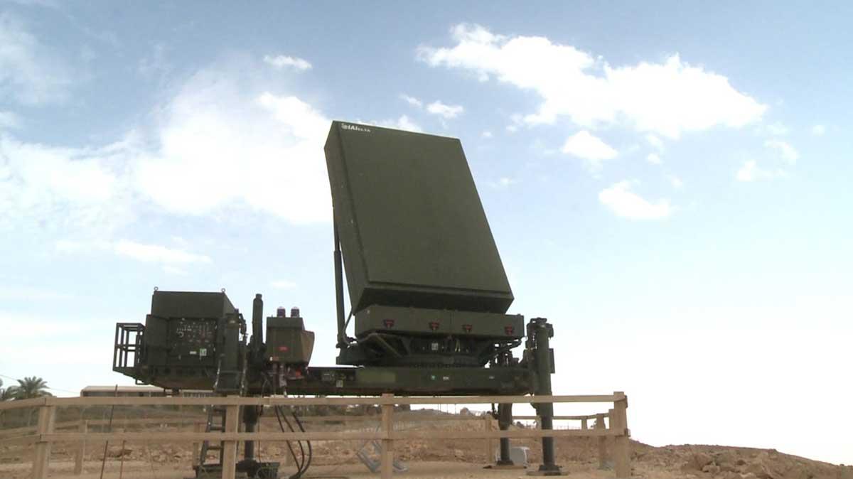 Finland will keep its skies using ELM-2311 - the Elta`s Multi-Mission Radar