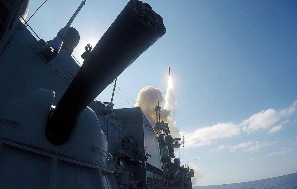 Improved Longer-Range Kalibr Cruise Missile is Under Development in Russia