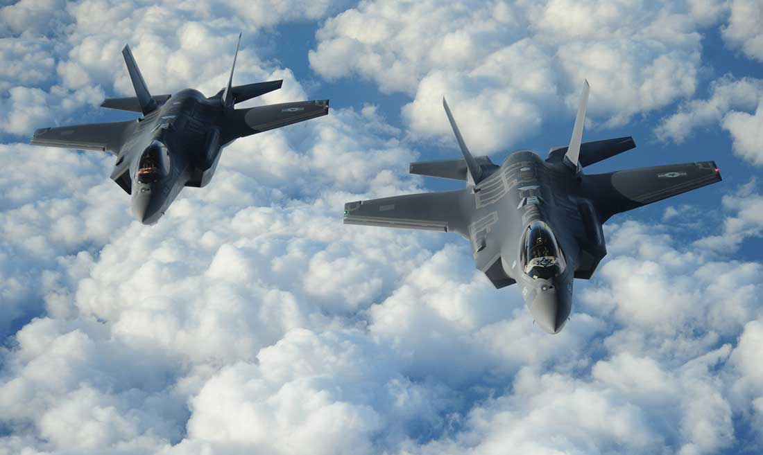 Israeli-air-force-had-attacked-Iranian-weapons-warehouses-in-Syria