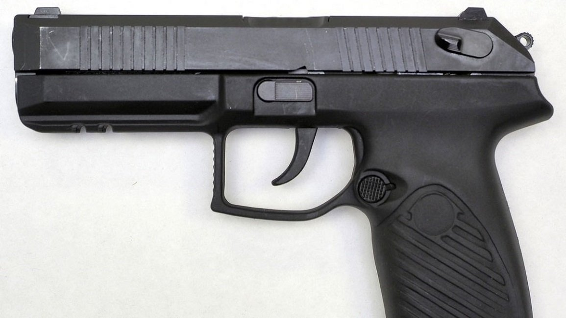 "Russia's Defence Ministry Completes the State Trials of ""Udav"" Pistol"