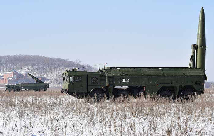 "Russia Modernizes and Rearms its Military in 2019. ""Iskander-M"" and ""Avangard"" Assume Combat Duty"