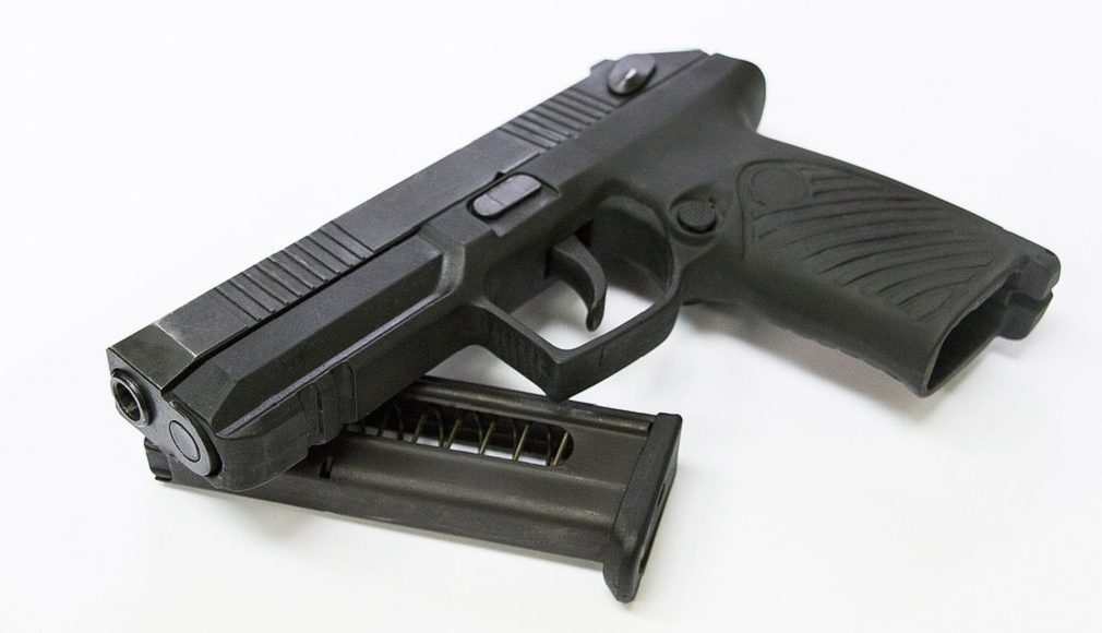 Russia Plans to Release Civilian Version of Udav Pistol Competitive with Renowned Firearms Brands