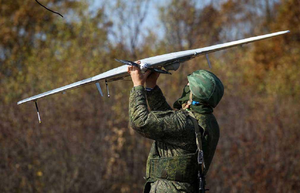 Russia Tests the Ammunition Load of the Karnivora Interceptor/Attack Drone