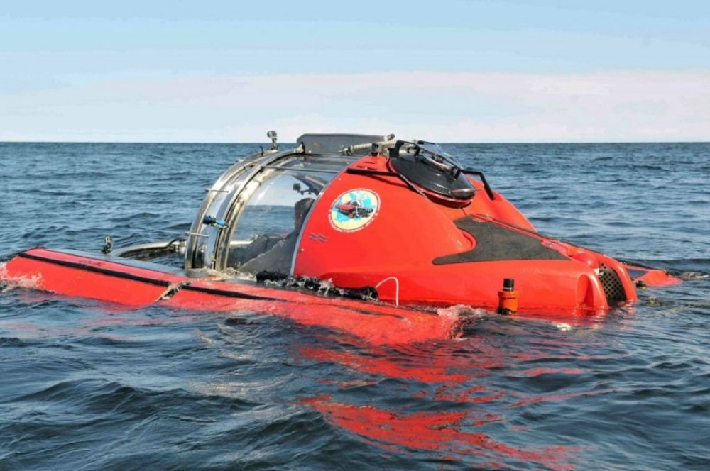 Russian Navy Intends to Acquire Bathyscaphes for Special Underwater Operations