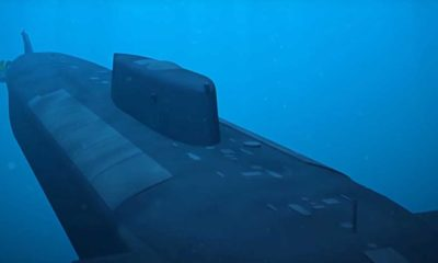"Russia's Underwater Drone ""Poseidon"" Will Reach Speeds of Over 200 km/h"