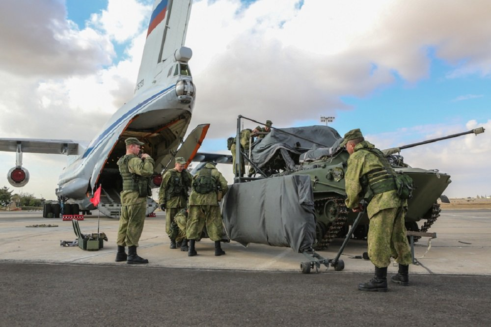 The Air Defence Forces of Russia and Egypt to Hold Joint Drills In Fall