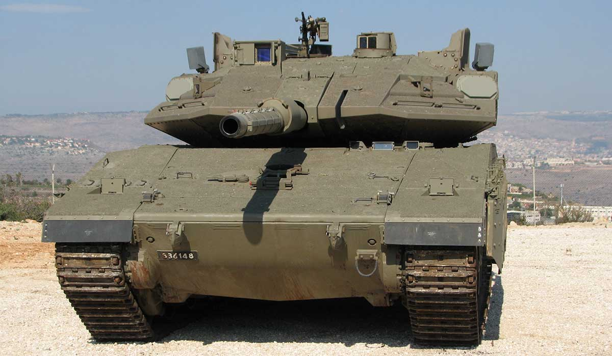 The German army will test the Israeli developed Trophy protection system for its Leopard 2 tanks