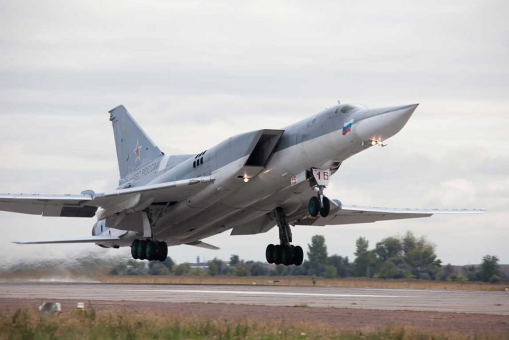 U.S. Analysts: the Russian Bomber Tu-223M3 is a Modern Lethal Aircraft