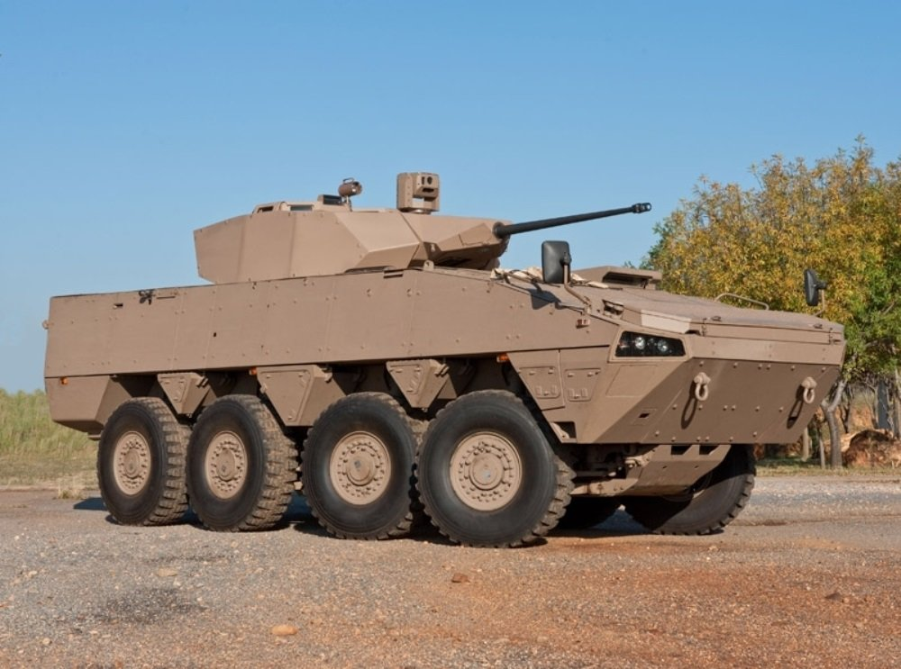 Denel Land Systems Is Still Working on Solving Badger ICV Issues Causing Delays