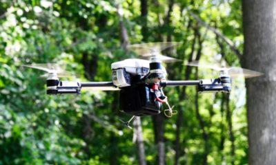 InstantEye Robotics Announced the Release of the Mk-3 GEN4-D1 SUAS System
