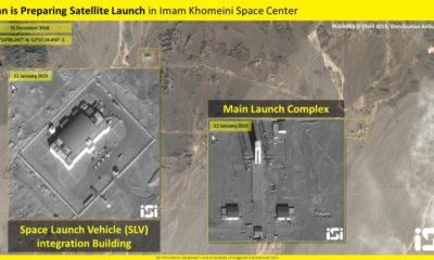 Iran's ballistic missile program is moving forward in spite of warnings (Photos)