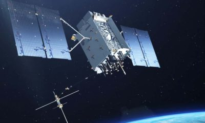Lockheed Martin Announced a GPS Ground Control System Sustainment Contract