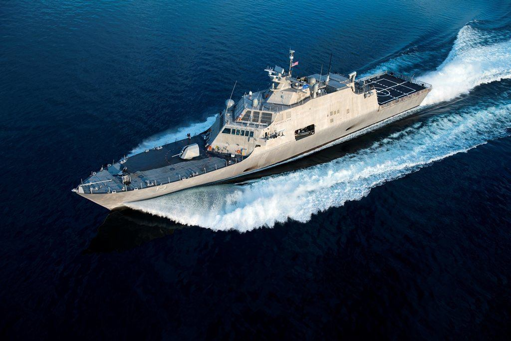 Lockheed Martin, Fincantieri Marinette Marine Will Build LCS 31
