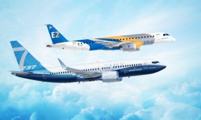 Strategic Partnership between Embraer and Boeing Approved by the Brazilian Government