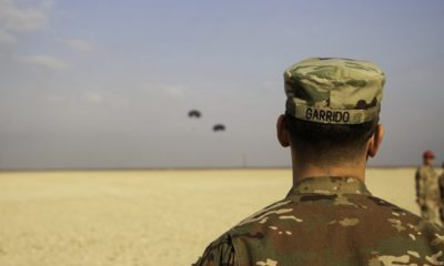 Successful Low-Cost Parachute System Training and Testing at Camp Buehring in Kuwait