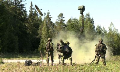 The Brazilian Army Placed an Order for the Saab RBS 70 NG System