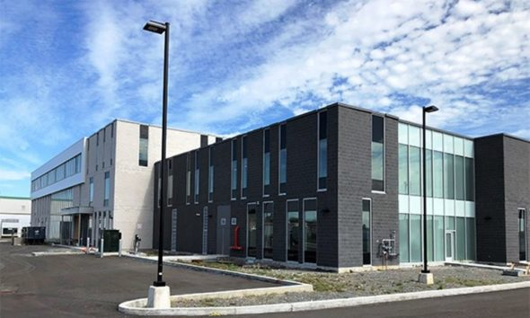 The Canadian Government Announced a New Armoury at the Saint-Hubert Garrison