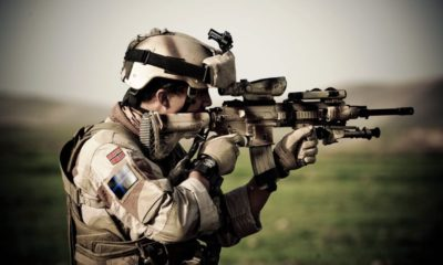 The Norwegian Armed Forces Will Receive HK416 Assault Rifle Sets from Heckler & Koch