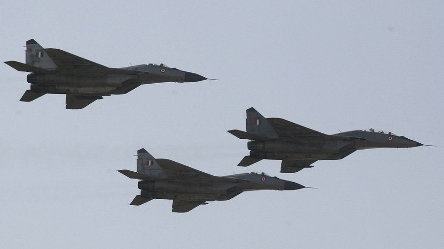 India Buys 21 MiG-29 Fighters From Russia