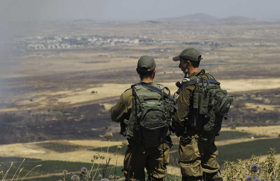 Israel-has-not-yet-responded-to-Syria's-accusations-of-attacks