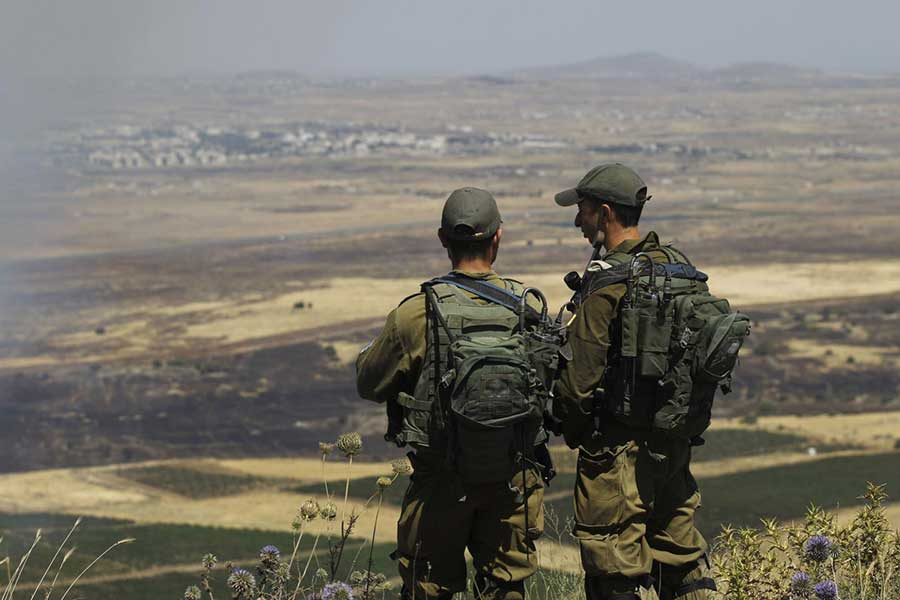 Israel has not yet responded to Syria's accusations of attacks
