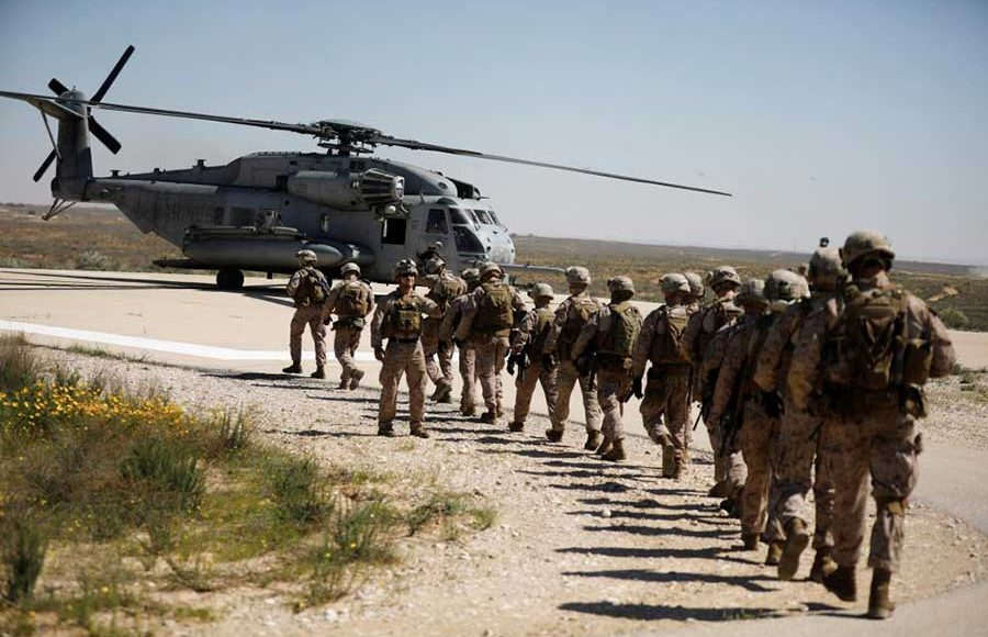 Israeli-and-American-soldiers-have-exercised-this-week-the-joint-deployment-in-Israel