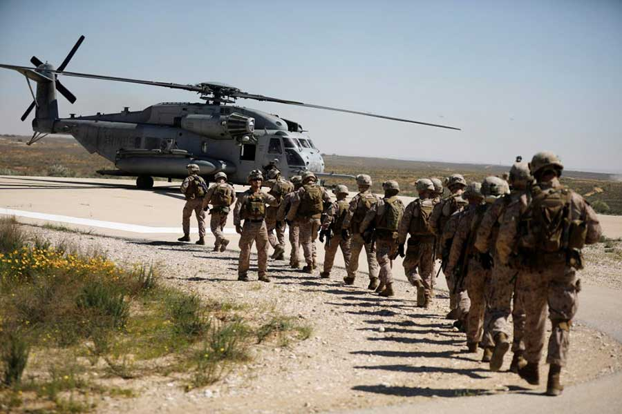 Israeli and American soldiers have exercised this week the joint deployment in Israel