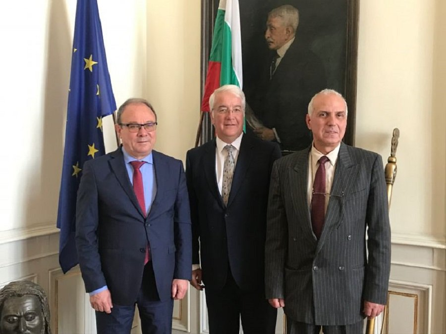 Lockheed Martin Discusses Cooperation with the Bulgarian Academy of Sciences
