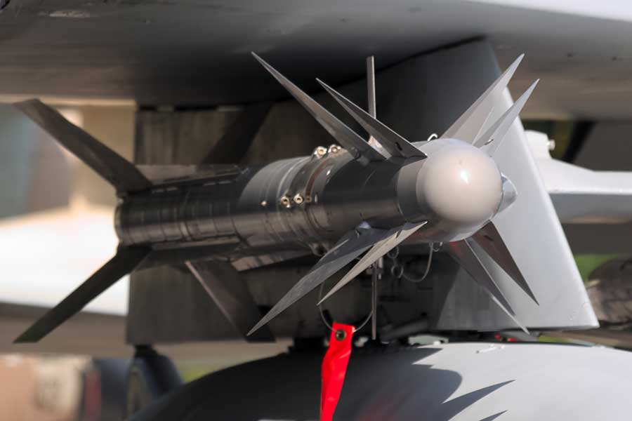 Rafael is continuing to develop a 6th generation air-air missile