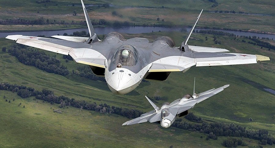 Russia's Rostec Ready to Discuss Su-57 Deliveries to India