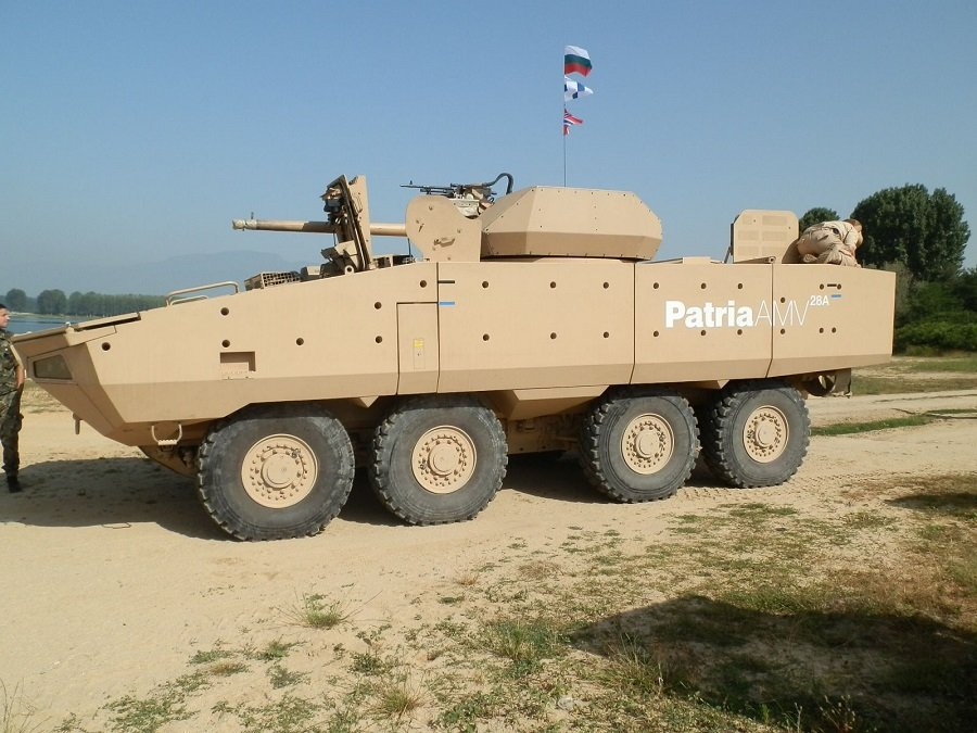 The Project to Procure New Armored Vehicles for the Bulgarian Land Forces Suffers a New Delay