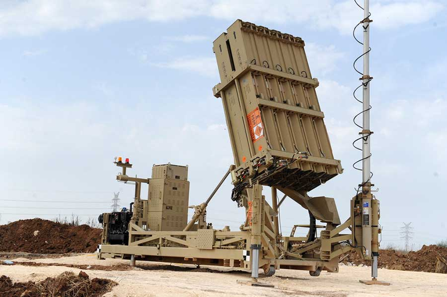 The U.S. Army will Test the Israeli Iron Dome Defence System