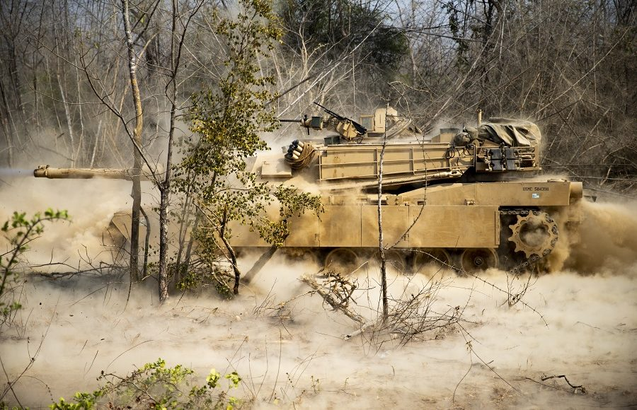 Cobra Gold 19 Combined Arms Live-Fire