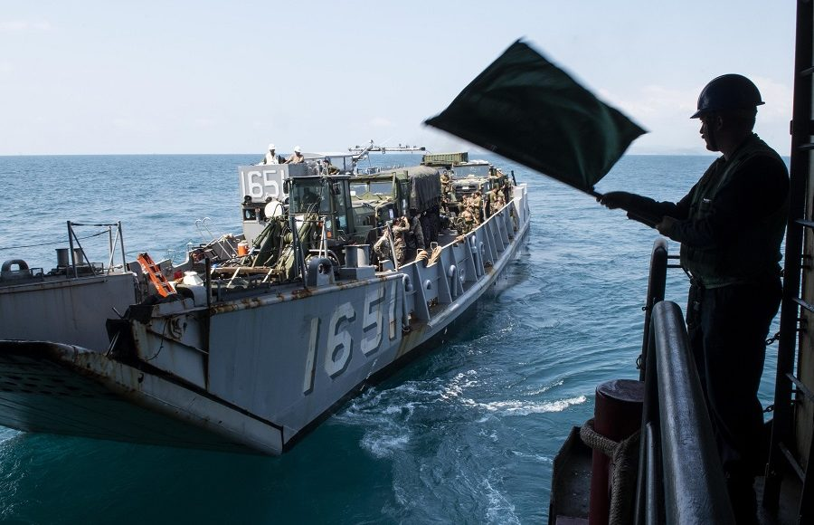 USS Green Bay (LPD 20), 31st MEU arrive in Thailand for Cobra Gold
