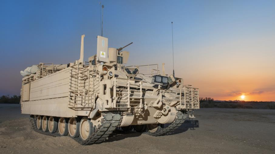 BAE Systems Received Two Armoured Multi-Purpose Vehicle Contract Modifications