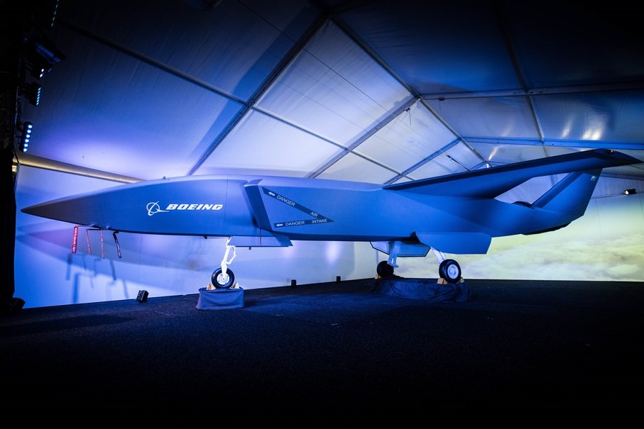 Boeing Introduced Its Newest Unmanned Platform Developed in Australia