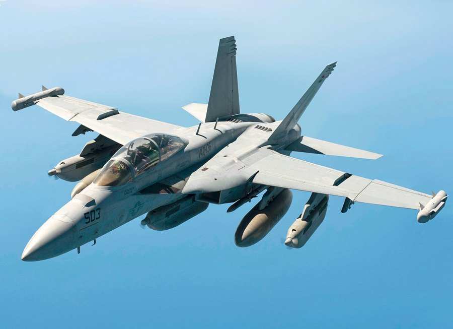 Finland May Acquire Boeing EA-18G Growler