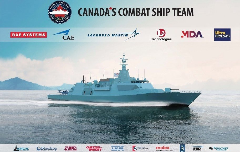 the-canada's-combat-ship-team-received-canadian-surface-combatant-contract