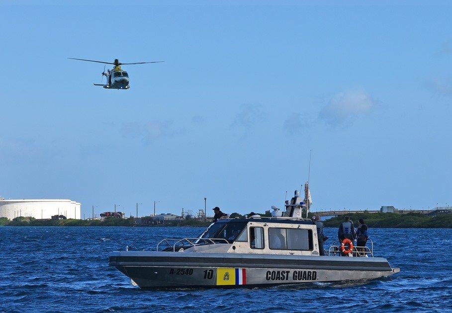 The Dutch Caribbean Coast Guard Received New Patrol Boats