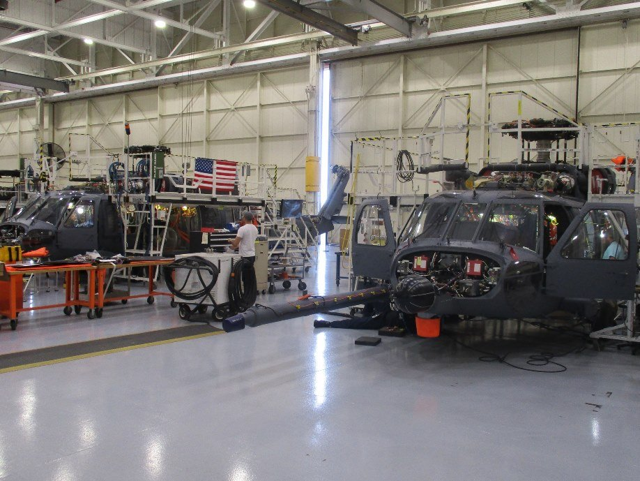 Two Sikorsky HH-60W Combat Rescue Helicopters Will Soon See Their Maiden Flights
