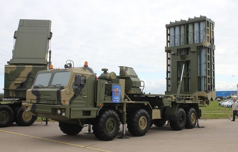 The Latest Russian S-500 and S-350 Systems Will Enter Service Soon