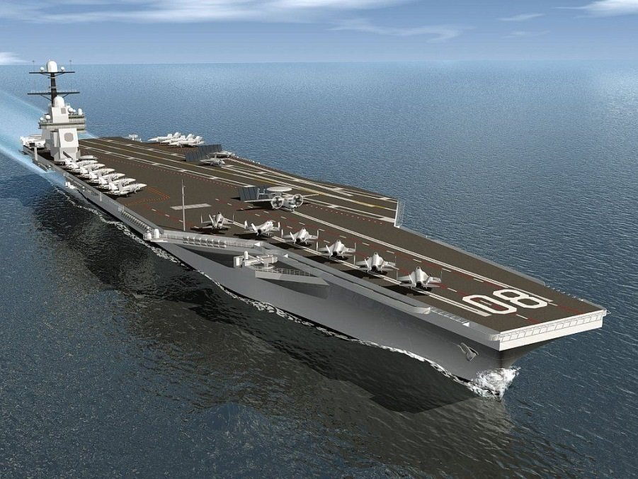 fairbanks-morse-will-deliver-edg-sets-for-us-navy-nuclear-powered-aircraft-carriers