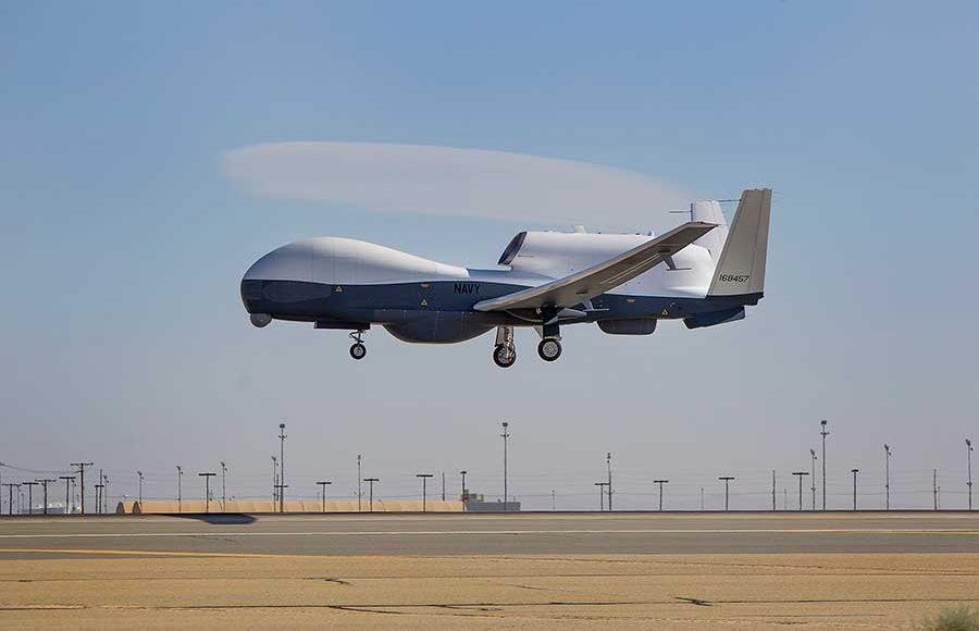 Australia-Buys-Second-Unnamed-Aerial-Vehicle-(UAV)-Triton-MQ-4C-from-Northrop-Grumman